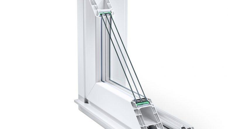 Okna z nowoczesnych materiałów